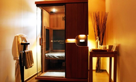 Sensory-Deprivation-Tank Sessions at Conscious Drift (Up to 46% Off). Two Options Available.