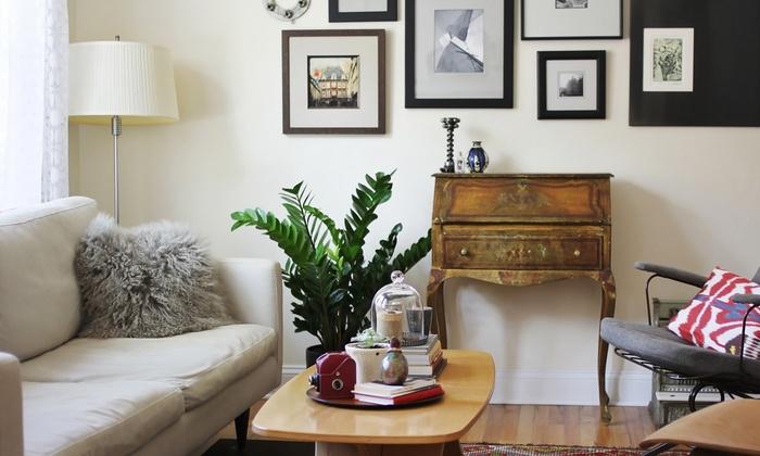 BYOB Interior Design Class - Chicago: Plan a Room Makeover with an Interior Decorator