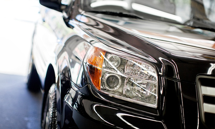 Red Hill Car Wash - Tustin: $19 for One Month of Unlimited Car Washes at Red Hill Car Wash ($49 Value)