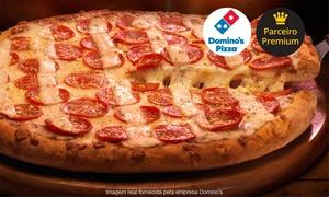Domino's - Taguatinga: Domino's – Taguatinga:1 pizza Especialidades média para 2 pessoas ou grande para 4