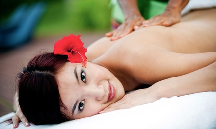 60-Master Massage for One or 45-Minute Couples Massage at Tuina Center (50% Off)