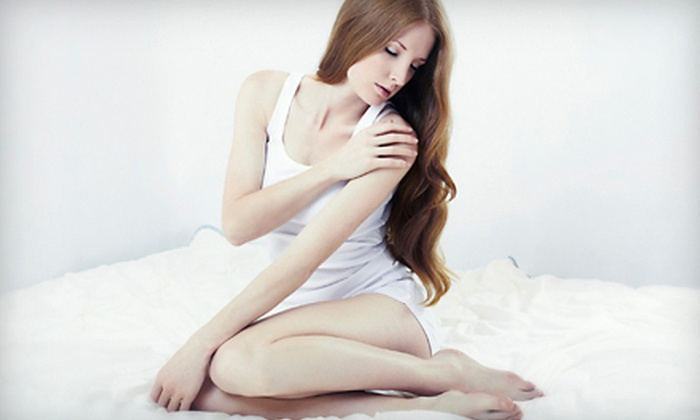Universal Vein Clinics - Metrocenter: Six Laser Hair-Removal Treatments at Universal Vein Clinics (Up to 92% Off). Five Options Available.