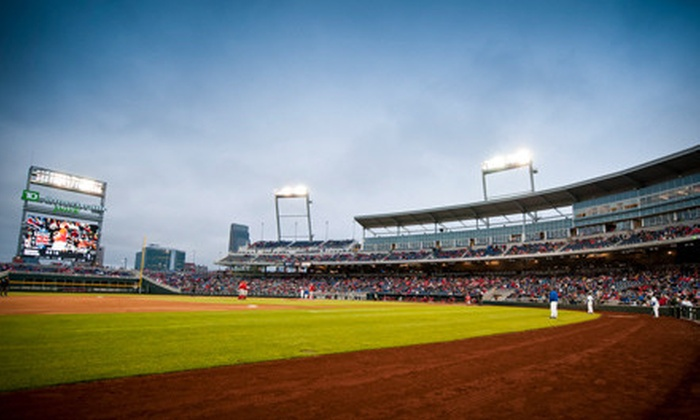 Creighton University Bluejays Baseball - Downtown: $6 to See a Creighton University Baseball Game at TD Ameritrade Park Omaha ($15.75 Value). Four Games Available.