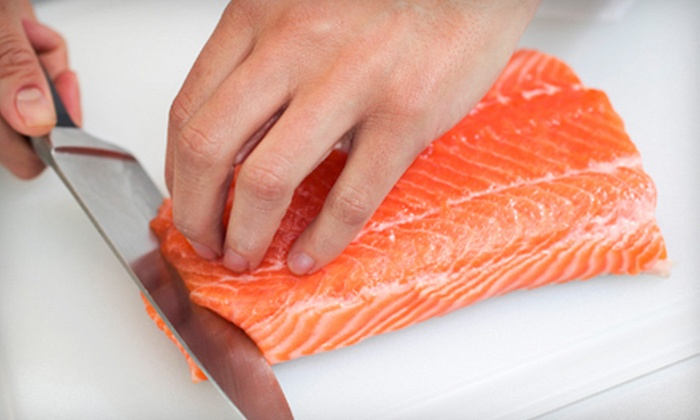 Clark Fish: $25 for $50 Worth of Fresh Seafood from Clark Fish