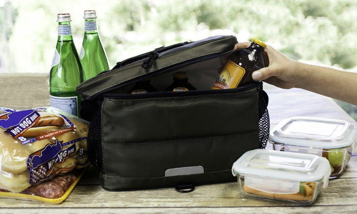 T 18 Can Cooler Bag