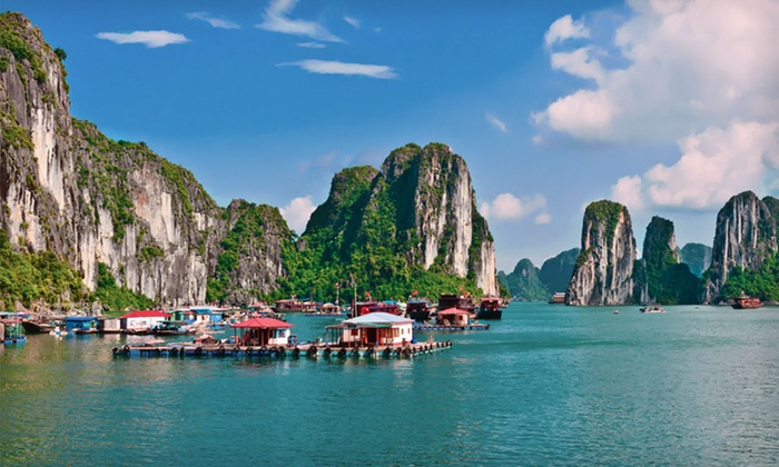 Tour of Vietnam with Round-Trip Airfare  - Ho Chi Minh City, Hoi An, Hanoi, and More: 12-Day Vietnam Tour with Round-Trip Airfare from Gate 1 Travel