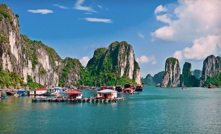 12-Day Vietnam Tour with Round-Trip Airfare from Gate 1 Travel from Tour of Vietnam with Round-Trip Airfare  -