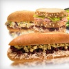 50% Off at Capriotti's Sandwich Shop