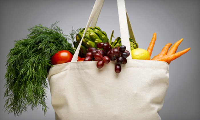 Origami Food - Miramar: $10 for $20 Worth of Groceries, Produce, and Organic Products at Origami Food