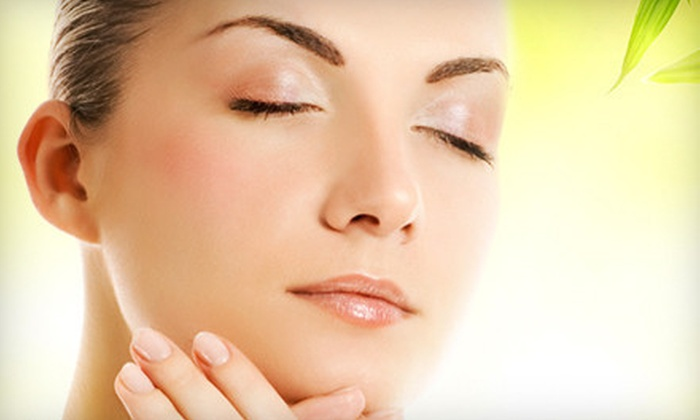 Maya Medical Center - Valley Village: One or Three 30-Minute Microcurrent Face-Lift Treatments at Maya Medical Center in North Hollywood (Up to 85% Off)