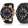 Swiss Legend Abyssos Men's Swiss-Made Automatic Watch