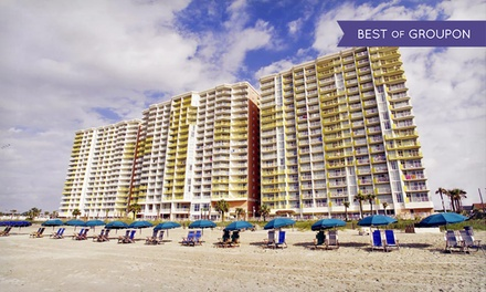 Stay at Bay Watch Resort & Conference Center in North Myrtle Beach, SC. Dates Available into June.
