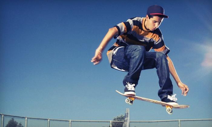 Motiv8 Skate Shop - Villa Park: $20 Worth of Skateboarding Gear and Apparel