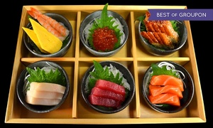Ikko Sushi: $17 for $30 Worth of Sushi and Japanese Cuisine at Ikko Sushi