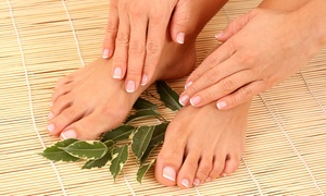 Head to Toe Laser Centers: Nail-Fungus Removal for One Foot or Hand or Both Feet or Hands at Head to Toe Laser Centers (Up to 65% Off)