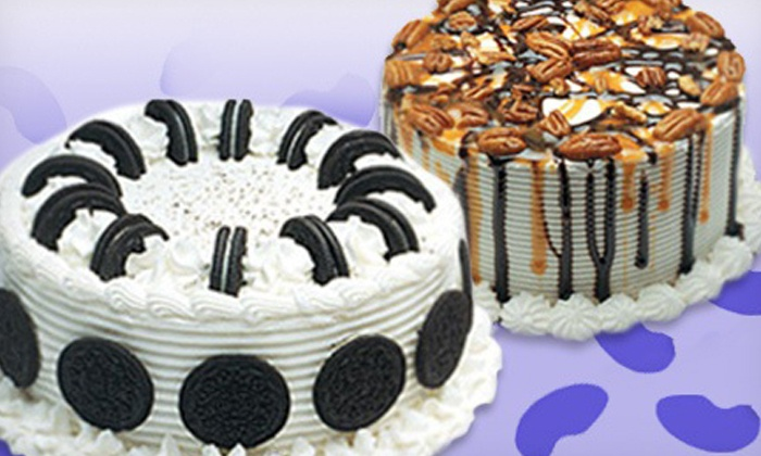 MaggieMoo's Ice Cream and Treatery - Raleigh: Four $5 Vouchers for Ice Cream or Ice Cream Dream Cake  at MaggieMoo's Ice Cream and Treatery (Up to 52% Off)