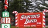 Up to 21% Off Admission to Santa's Land