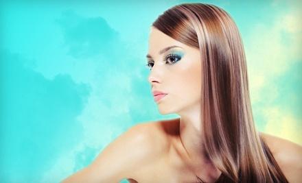 Hair-Smoothing Treatment (a $450 value) - David Groshen Salon in Manhattan