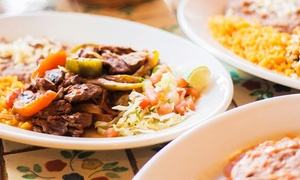 Mexican Meal and Margaritas for Two or Four at Su Casa Mexican Restaurant (Up to 47% Off)