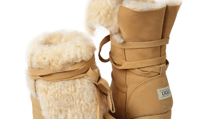 ... Boots UGG Wedge Boots