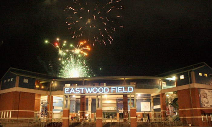 Mahoning Valley Scrappers - Eastwood Field: Mahoning Valley Scrappers Baseball-Game Package for Two or Four at Eastwood Field (Up to 58% Off). 11 Dates Available.
