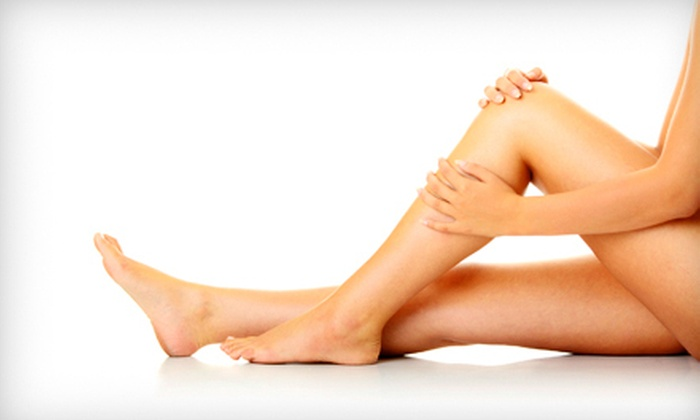 IMD Laser Clinic - Davisville: Removal of 3, 6, or 12 Spider Veins, Broken Capillaries, or Strawberry Moles at IMD Laser Clinic (Up to 91% Off)