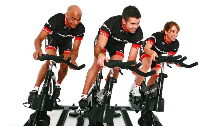 Indoor Ryder Cycling Studio - Ho-Ho-Kus: $35 for Five Spin Classes at Indoor Ryder Cycling Studio ($95 Value)