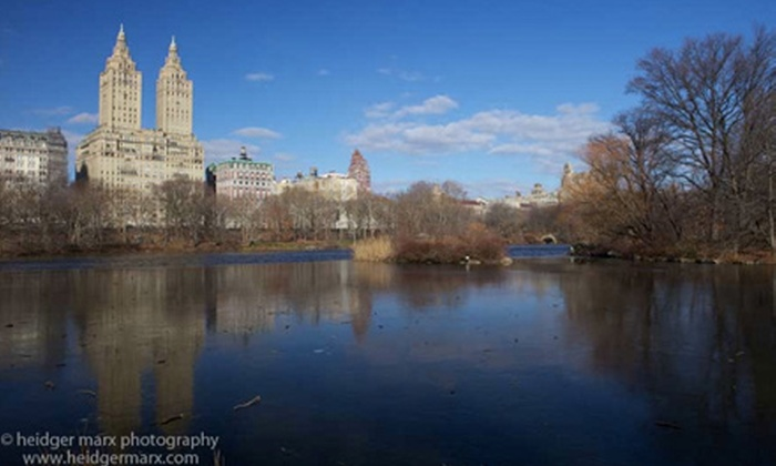 Master Digital Camera Basics on a Central Park Photo Expedition - Upper East Side: Leave auto mode behind as you gain control over your digital camera and learn how to snap keepers