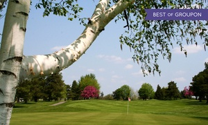 Centerpointe Golf Club: 18 Holes of Golf for Two with Cart for Two or Four at Centerpointe Golf Club (Up to 39% Off)