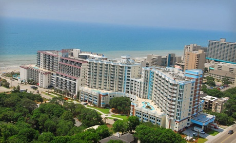 Spacious Ocean-View Condos in Myrtle Beach