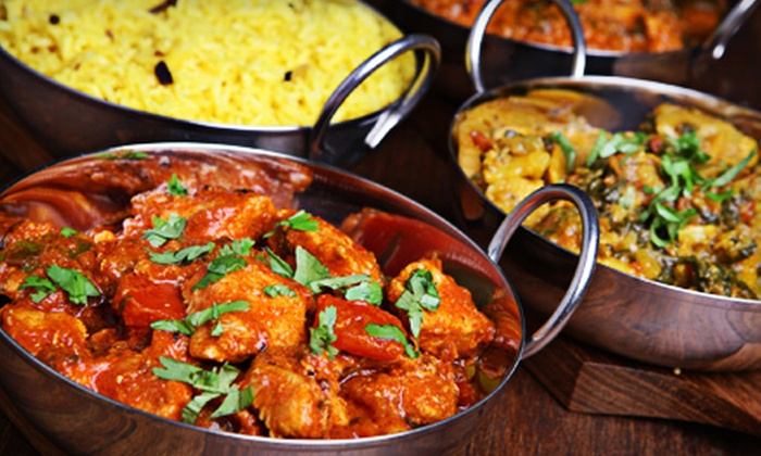 Daawat - Ritchie: Indian Food and Drinks for Dinner, Lunch, or Late-Night Dining at Daawat (Half Off)