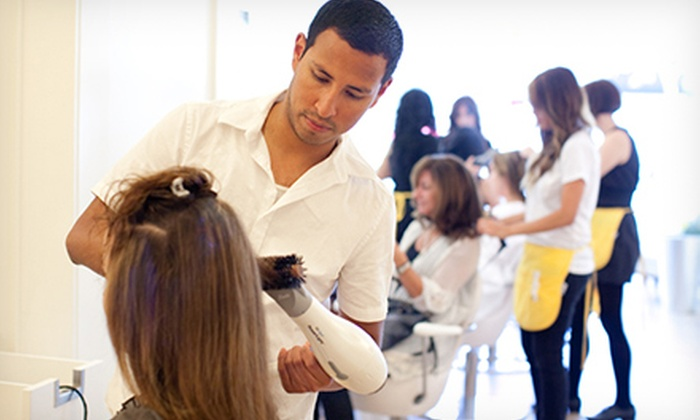Drybar - Encino: Blowout with Optional Buttercup Blow-Dryer at Drybar (Up to 29% Off)