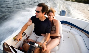 Harbourfront Centre Sailing and Powerboating: CC$29.99 for Pleasure Craft Operator Card from Harbourfront Centre Sailing and Powerboating (Up to CC$55.37 Value)