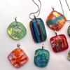 Up to 40% Off a Glass Pendant-Making Class