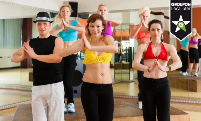Magic Dance Studio - Bayan Park Plaza: Five Zumba Classes at MAGIC DANCE Studio (58% Off)