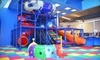 The Playzone at Canlan Ice Sports - Village at York University: 5 or 10 Kids' PlayZone Admissions at Canlan Ice Sports (Up to 59% Off)