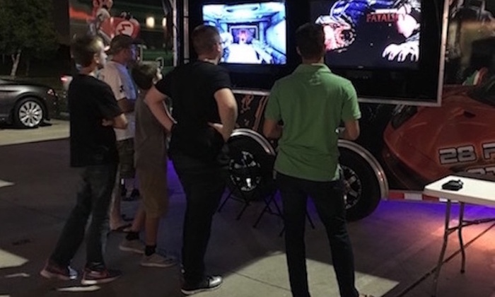 All Star Gaming Lounge - Houston: $315 for $350 Worth of Event Equipment Rental — All Star Gaming Lounge
