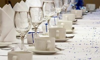 Wedding Package for 50 Guests at Grampian Hotel (50% off)