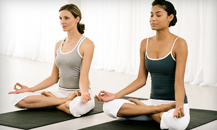 Pure Wellness - DePaul: $39 for 10 Yoga, Pilates, or Fitness Classes at Pure Wellness (Up to $110 Value)
