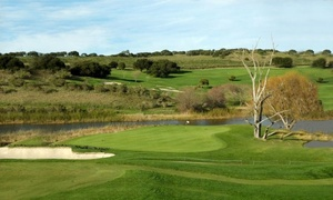 Up to 52% Off Round of Golf for One, Two, or Four at La Purisima Golf Course, plus 9.0% Cash Back from Ebates.