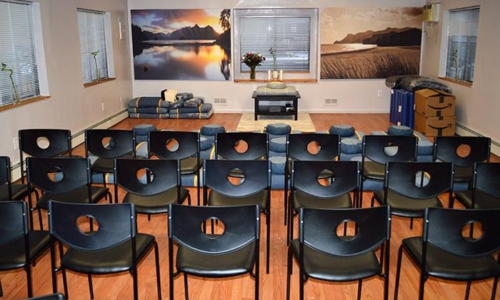 The Compassion Center - Great Kills: 90-Minute Meditation Session from The Compassion Center (50% Off)