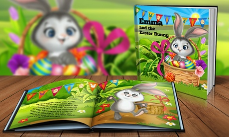 Personalized Kids' Easter Books from Dinkleboo 99e9f8c9-afb2-4762-9c90-f3939d6e8578