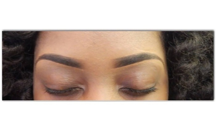 Deam Brow and Makeup Studio - Tucker: Up to 50% Off Eyebrow Shape & Tint at Deam Brow and Makeup Studio