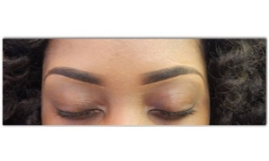 Deam Brow and Makeup Studio: Up to 50% Off Eyebrow Shape & Tint at Deam Brow and Makeup Studio
