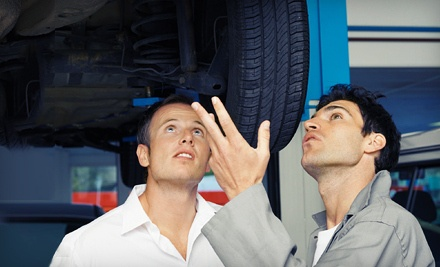 Standard Oil Change, Tire Rotation, and Vehicle Inspection (a $65 value) - The Auto & Tire Doctor in Truckee
