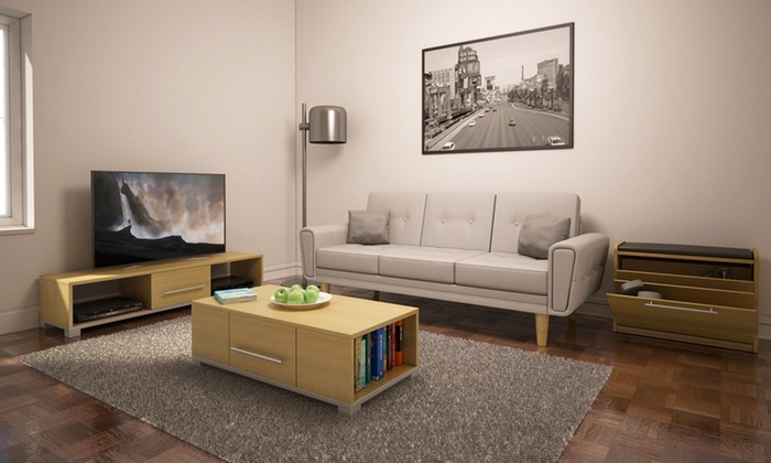 York Living Room Furniture Groupon Goods