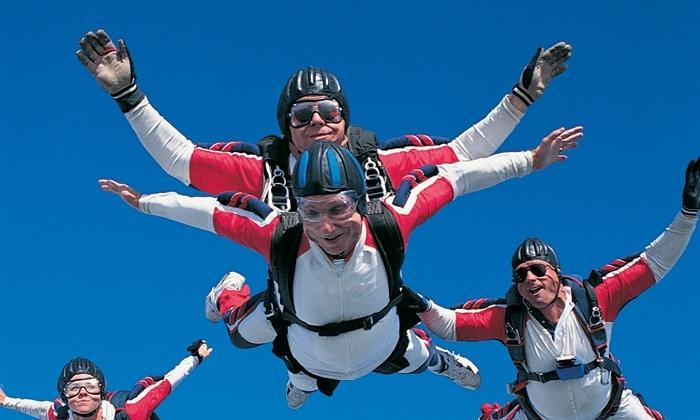Cincinnati Skydiving - Cincinnati Skydiving: One Tandem Jump from Cincinnati Skydiving (50% Off)