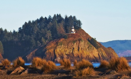 2-Night Stay for Two in a Cottage at Boardwalk Cottages in Long Beach, WA. Combine Up to 4 Nights.