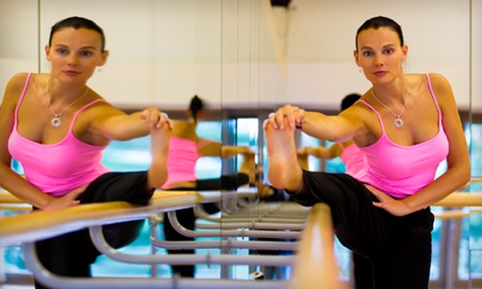 Virginia Ballet Company and School - Fairfax: 5 or 10 Adult Conditioning Classes at Virginia Ballet Company and School in Fairfax (Up to 55% Off)