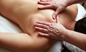 One or Three 60-Minute Massages or One 90-Minute Massage at Odyssey Massage (Up to 47% Off)